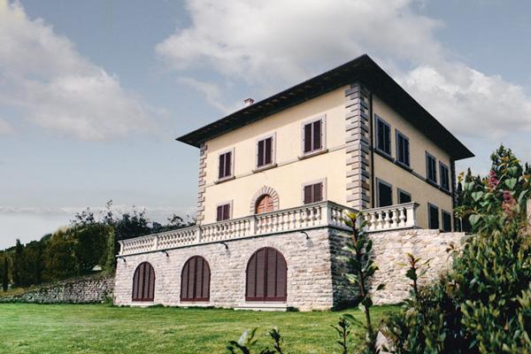 Villa al Parterre di Cortona