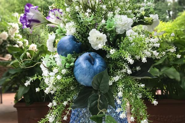 Composizioni floreali pro CALCIT