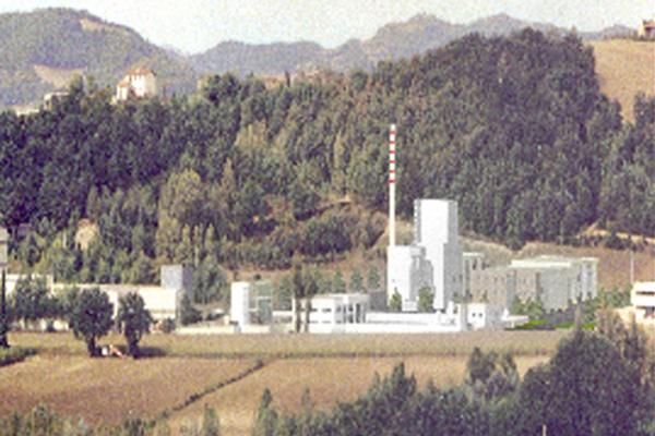 Centrale per la produzione di energia da biomassa