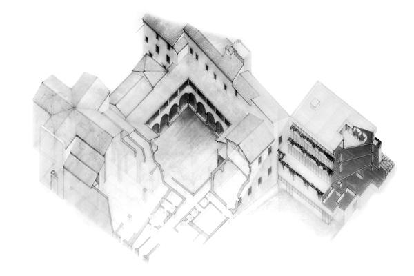 Restauro del complesso di S. Agostino